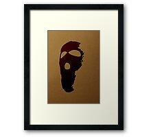 Criminal Concept 2 | Five Framed Print