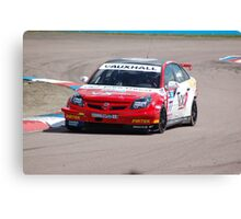 Vauxhall VXR Touring car Canvas Print