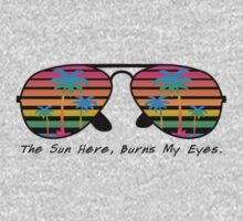 The Sun Here Buns My Eyes by Music