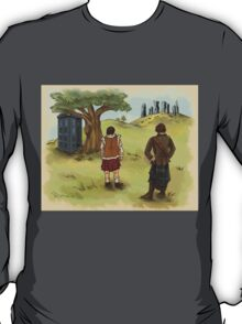 The 2 Jamies- Outlander/DrWho T-Shirt