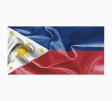 Philippines Flag Baby Tee