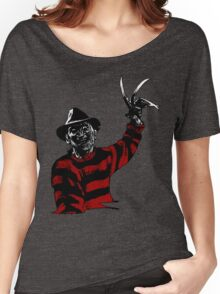 Here's Freddy Women's Relaxed Fit T-Shirt