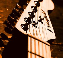 6 String 5 by Paul Reay