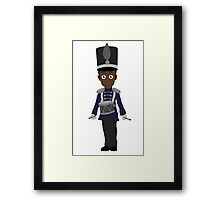 Abed's Uncontrollable Christmas - Troy Framed Print