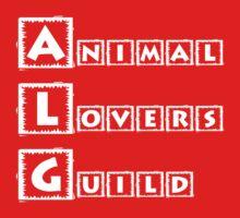 animal lovers guild Kids Tee