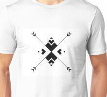 Arrow Compass Unisex T-Shirt