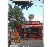 Büfe,Mersin iPad Case/Skin