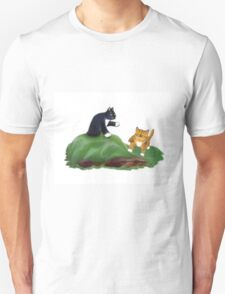 Kittens Playing King-of-the-Hill T-Shirt
