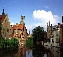Bruges by Wayne Gerard Trotman