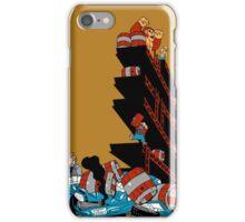 Barrels Of Kong iPhone Case/Skin