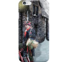 Christmas Past iPhone Case/Skin