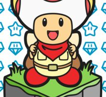 Captain Toad! Sticker