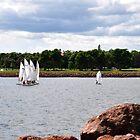 Come Sail Away by Craig Blanchard