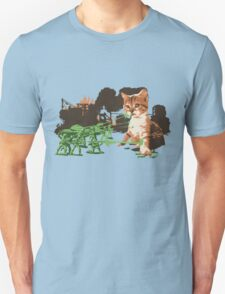 Army VS. Kitten T-Shirt