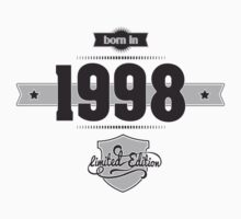 Born in 1998 Kids Clothes