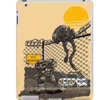 Illegal Aliens iPad Case/Skin