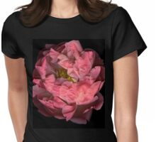 Pink Peoni Womens Fitted T-Shirt