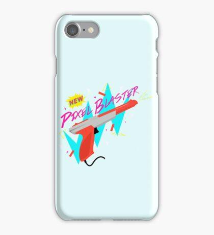 Pixel Blaster iPhone Case/Skin
