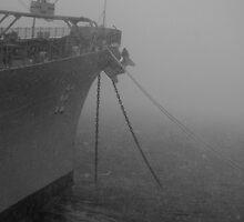 ghost ship. by Cecilia Clifford