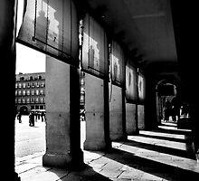 Plaza d'Espagna by ARabideau