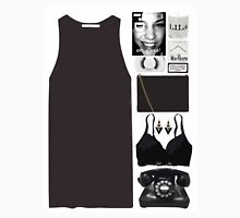 Fashion Collage Unisex T-Shirt