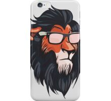 Cool Summerish Scar iPhone Case/Skin