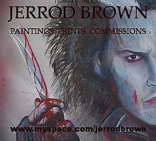 HORROR ARTIST JERROD BROWN by HorrorArtist