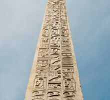 Paris obelisk Sticker