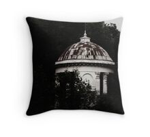 Forgotten & Lost in Time Throw Pillow