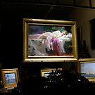 Nightime In A Nantucket Shop Window by richeb