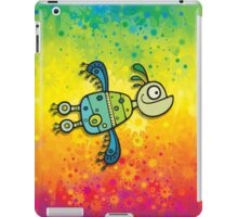 Rainbow Love Bird iPad Case/Skin