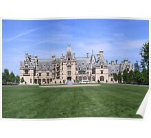 The Biltmore Estate Main House Poster