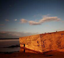 Bunker by PaulBradley