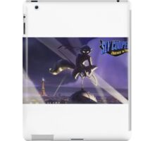 Sly Cooper: Thieves in Time  iPad Case/Skin