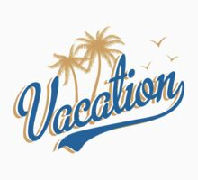 Vacation Kids Clothes