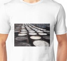 Whisky barrels Unisex T-Shirt