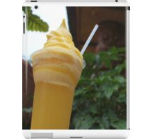 Dole whip #1 iPad Case/Skin