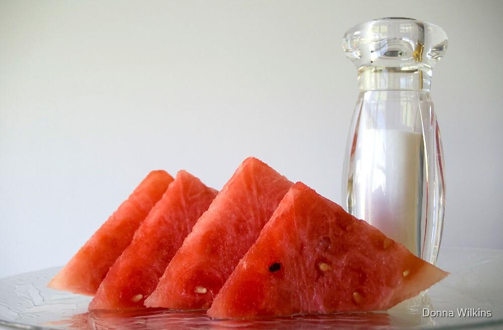 Salted Melon by Donna Adamski