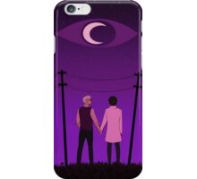 Welcome to Night Vale Sky iPhone Case/Skin
