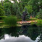 Leo Mol Sculpture Gardens by Larry Trupp