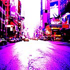 Broadway NYC by Ravia Khatun