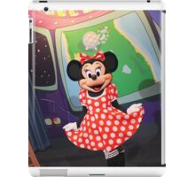 EPCOT: Minnie iPad Case/Skin