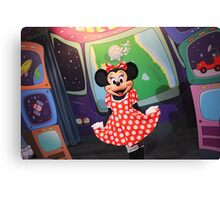 EPCOT: Minnie Canvas Print