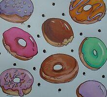 Doh-nuts by gemsville
