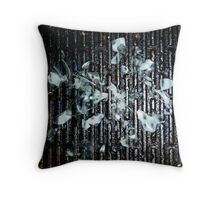 Fragmentation Throw Pillow