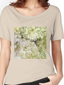 Hydrangea Women's Relaxed Fit T-Shirt