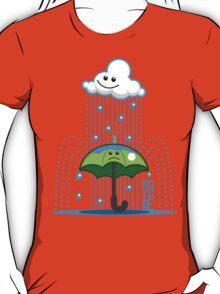 Rain Cloud Shirt T-Shirt