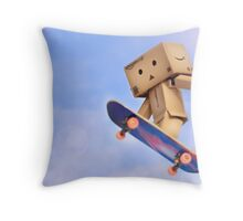 Sk8er Boi Throw Pillow