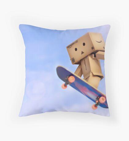 Sk8er Boi Throw Pillow