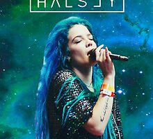 Halsey Galaxy by Glampagne